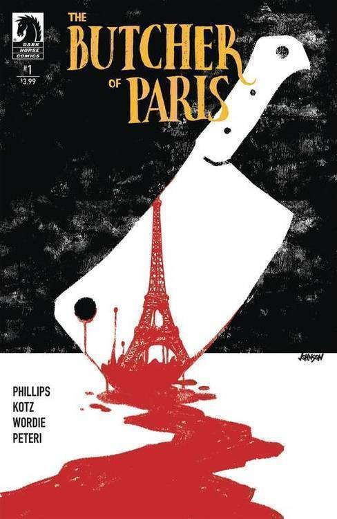 Dark horse comics butcher of paris mature 20190926