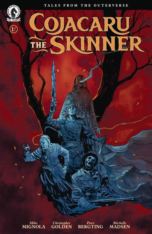 Dark horse comics cojacaru the skinner 20210126