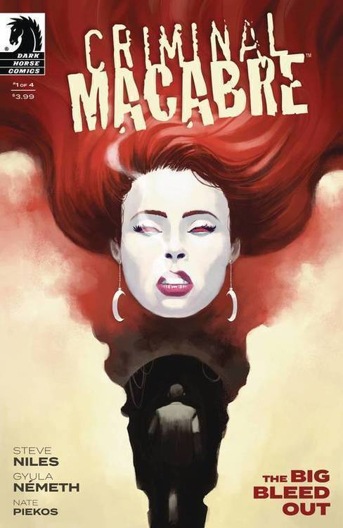 Dark horse comics criminal macabre the big bleed out 20190926