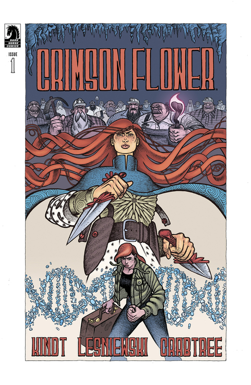 Dark horse comics crimson flower 20201028