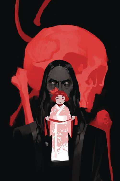 Dark horse comics crimson lotus 20180830