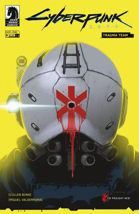 Cyberpunk 2077 Trauma Team (Mature)