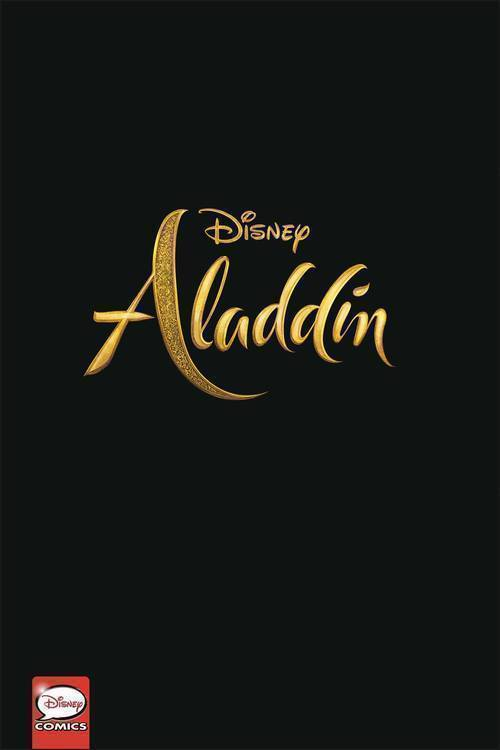 Disney Aladdin TPB (Live Action) (C: 1-1-2)