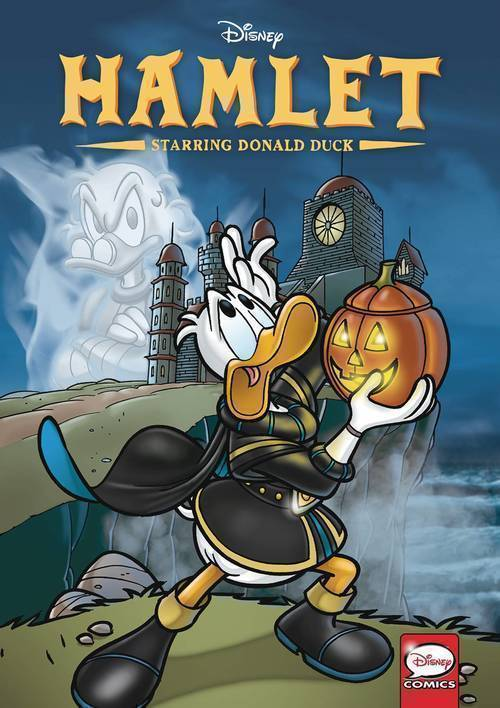 Disney Hamlet Starring Donald Duck TPB