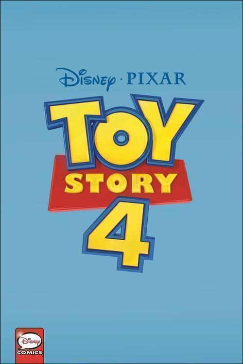 Disney Pixar Toy Story 4 TPB