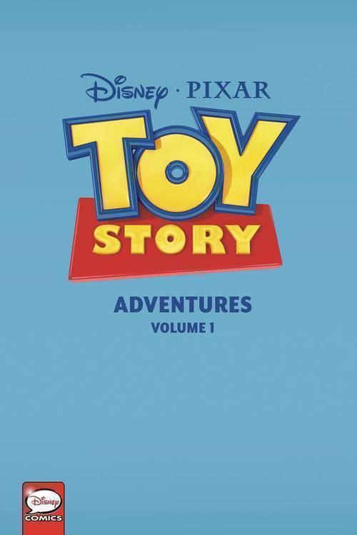 Disney Pixar Toy Story Adventures TPB Vol 01 (C: 1-1-2)