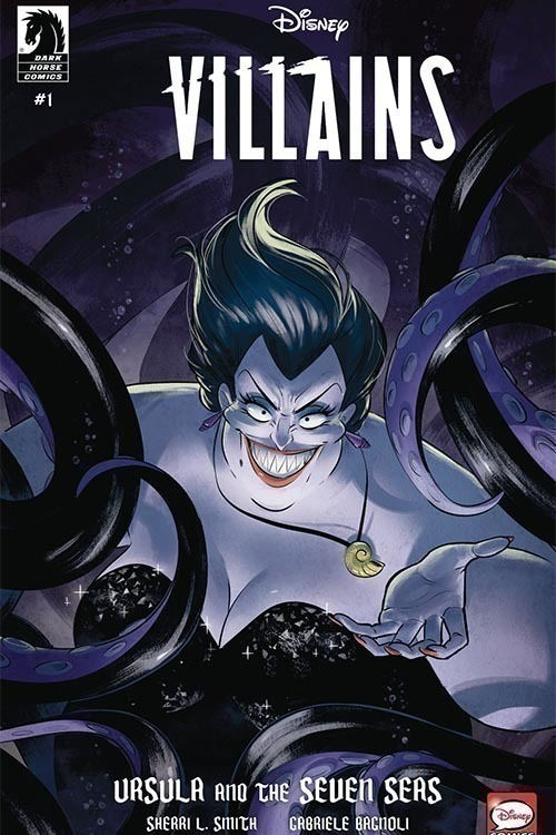 Dark horse comics disney villains ursula seven seas 20200328