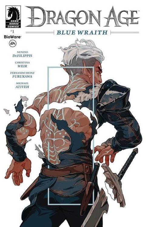 Dark horse comics dragon age blue wraith 20191031