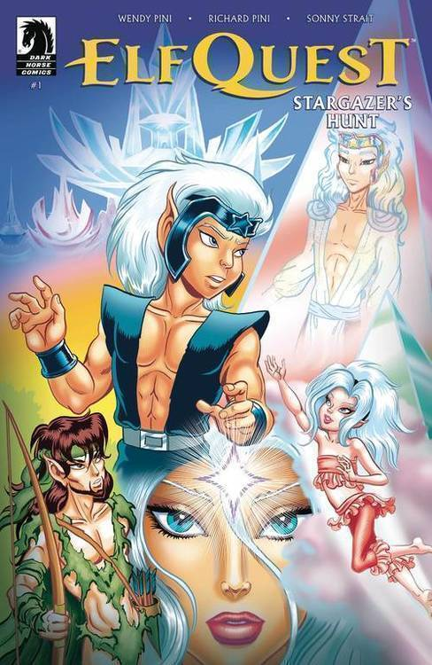 Dark horse comics elfquest stargazers hunt 20190828