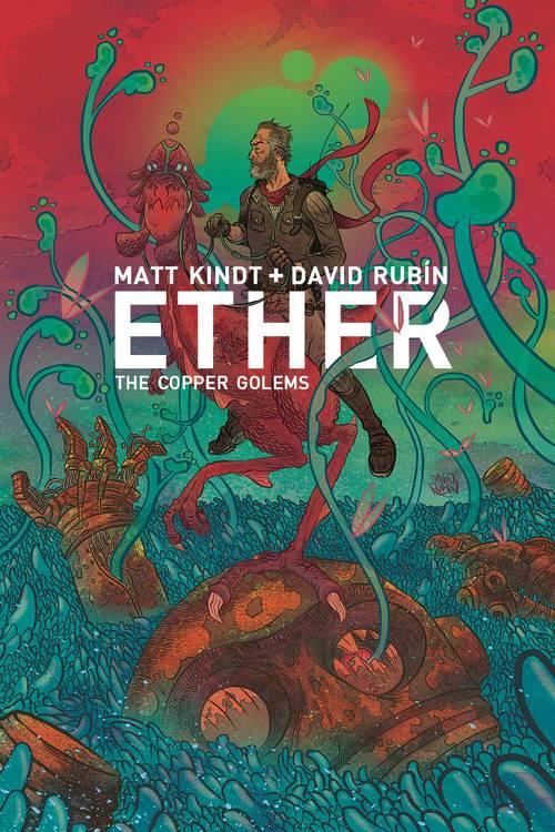 Dark horse comics ether copper golems 20180302