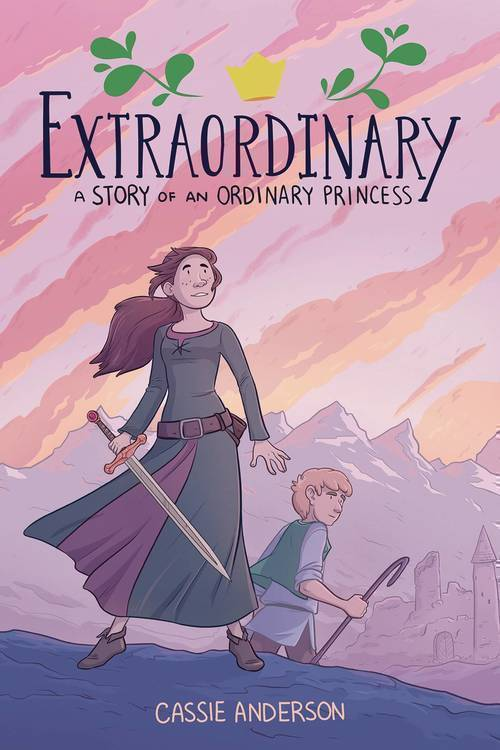 Dark horse comics extraordinary tpb story of ordinary princess 20190225