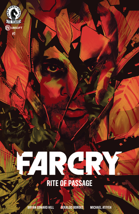Dark horse comics far cry rite of passage 20210224