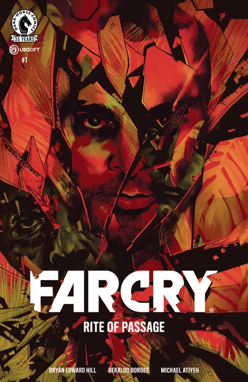 Far Cry Rite Of Passage