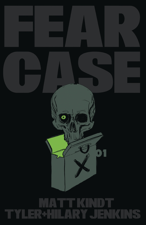 Dark horse comics fear case 20201125