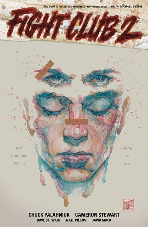 Dark horse comics fight club 2 tp mr 20191206 jump city comics