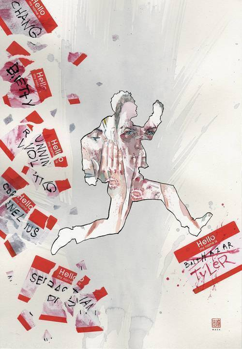 Dark horse comics fight club 3 mature 20181025