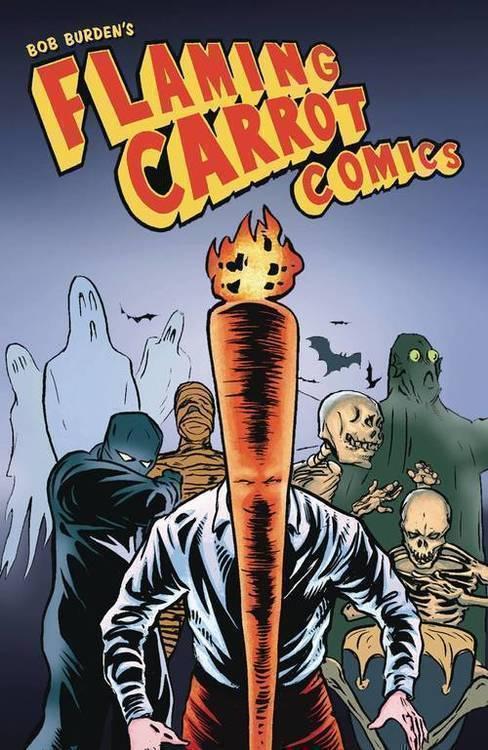 Dark horse comics flaming carrot comics omnibus tpb volume 01 20190424