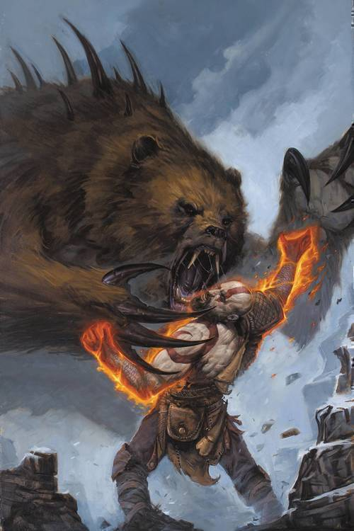 Dark horse comics god of war 20180830