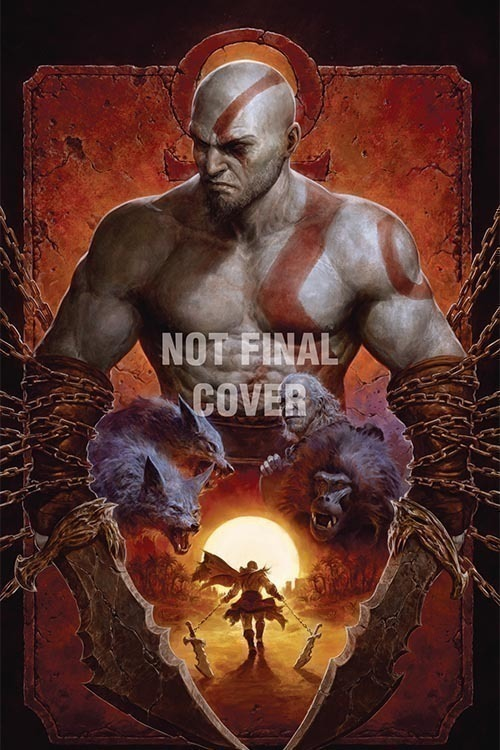 Dark horse comics god of war fallen god 20200328