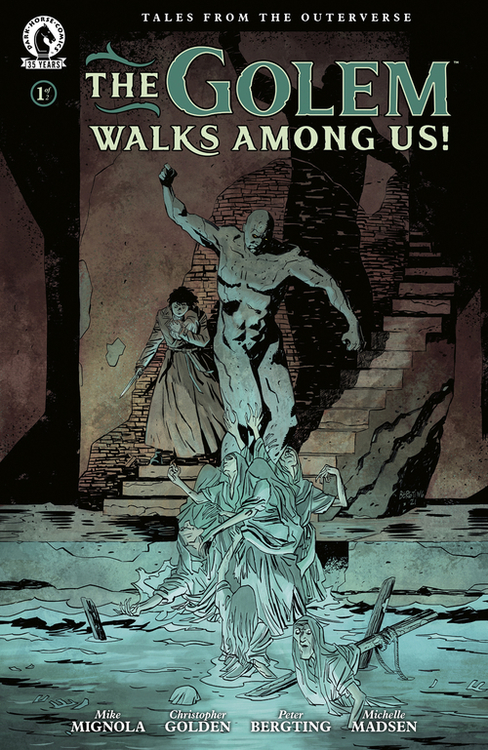 Dark horse comics golem walks among us 20210526