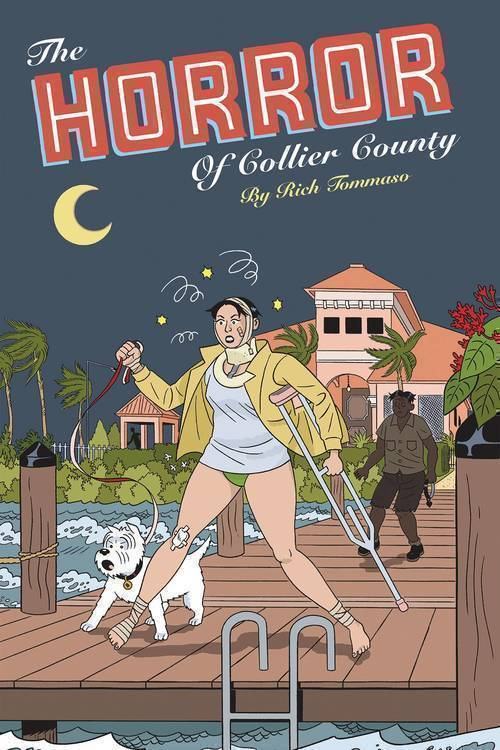 Horror of Collier County Hardcover