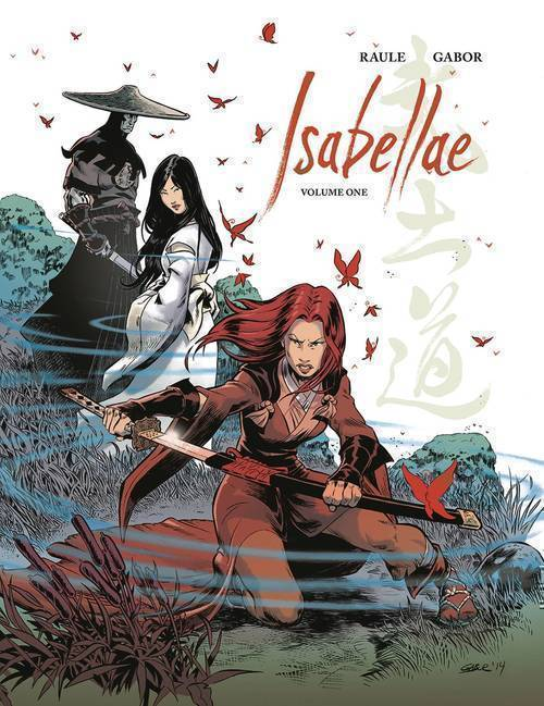 Dark horse comics isabellae hardcover vol 01 20190327