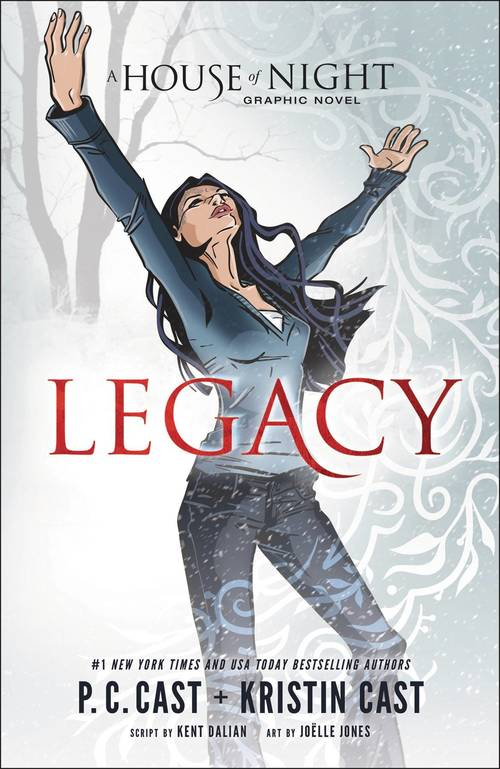 Dark horse comics legacy house of night graphic novel 20171231