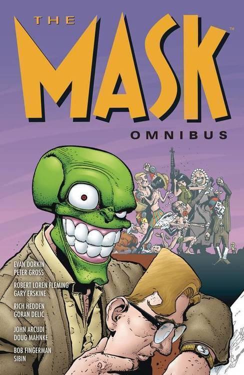 Dark horse comics mask omnibus tpb volume 02 second edition 20190424