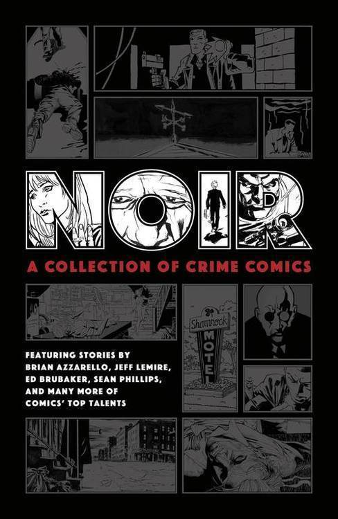 Dark horse comics noir collection of crime comics hardcover 20200225