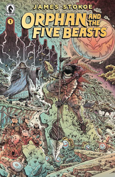 Orphan & Five Beasts