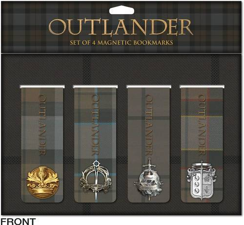 Dark horse comics outlander magnetic bookmark set c 1 0 0 20191120 jump city comics
