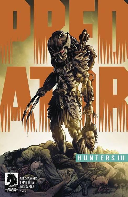 Dark horse comics predator hunters iii 20191127