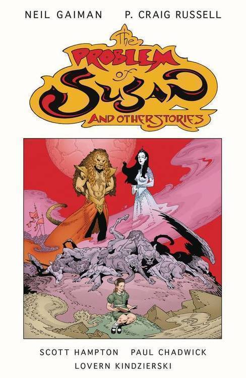 Dark horse comics problem of susan and other stories hardcover 20180830