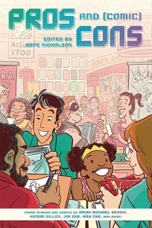 Dark horse comics pros and comic cons tp c 0 1 2 20181231