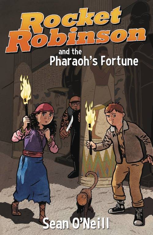 Dark horse comics rocket robinson pharoahs fortune graphic novel vol 01 20171231