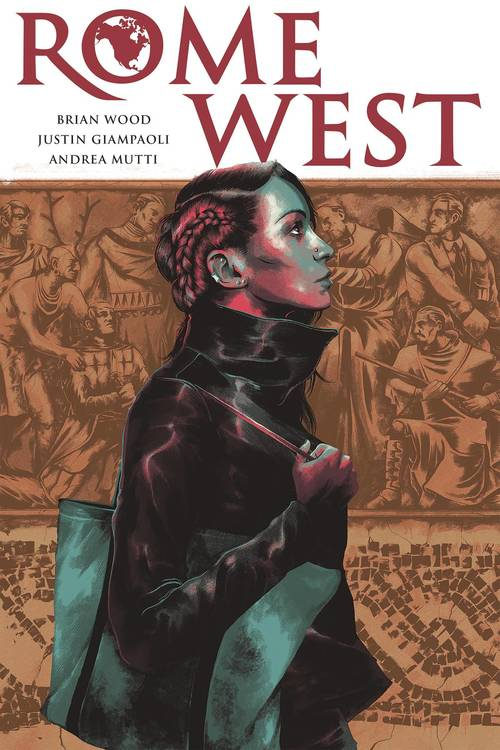 Dark horse comics rome west tpb 20180302