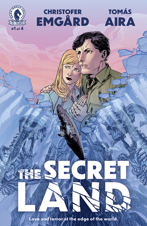 Dark horse comics secret land 20210325