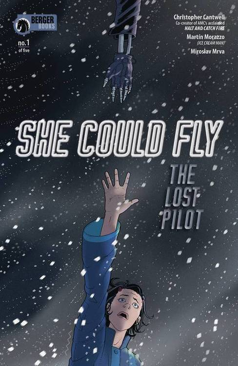 She Could Fly Lost Pilot (Mature)