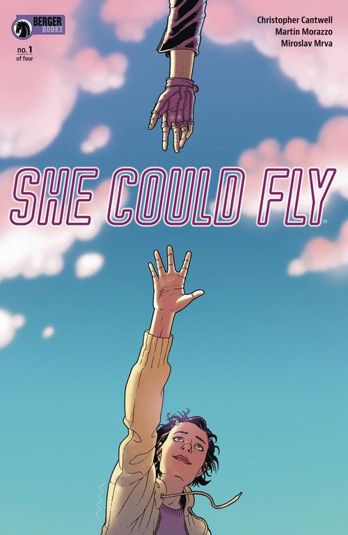 Dark horse comics she could fly mature 20180430
