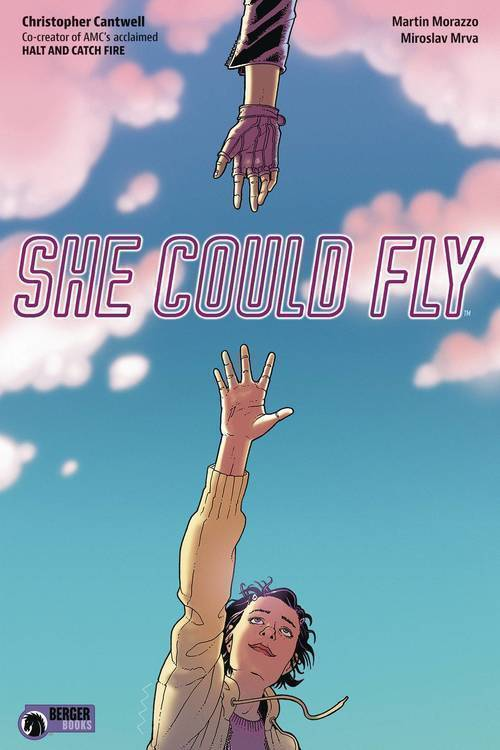 Dark horse comics she could fly tpb mature 20181025