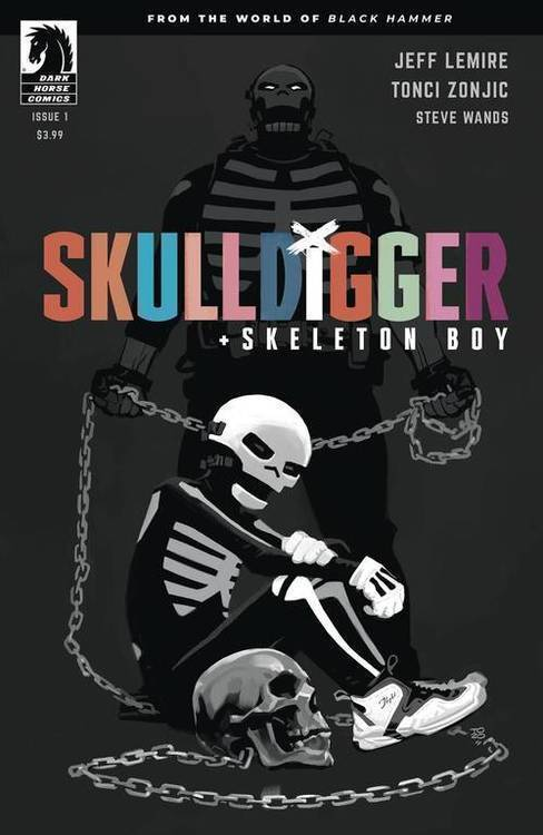 Dark horse comics skulldigger from the world of black hammer 20190926