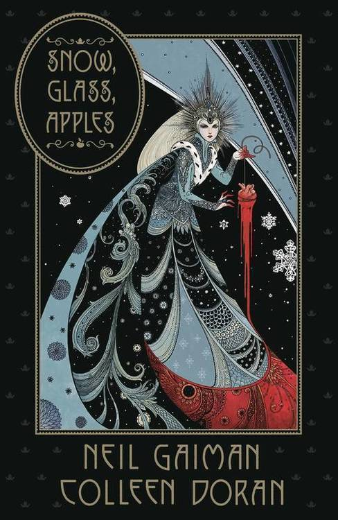 Dark horse comics snow glass apples hardcover 20190327
