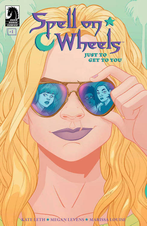 Dark horse comics spell on wheels 2 20190730