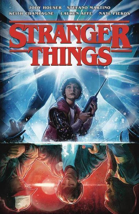 Stranger Things TPB Volume 1 Other Side