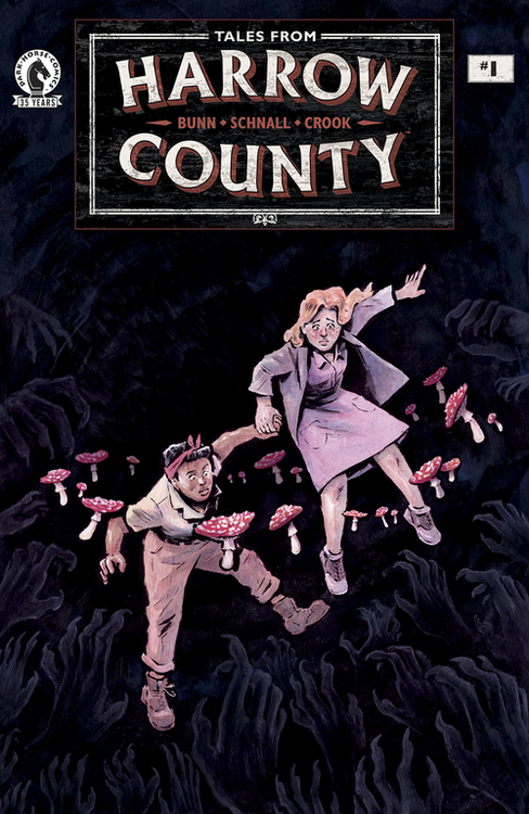Dark horse comics tales from harrow county fair folk 20210502