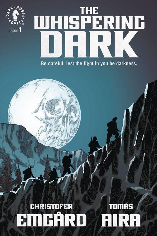 Dark horse comics whispering dark 20180801