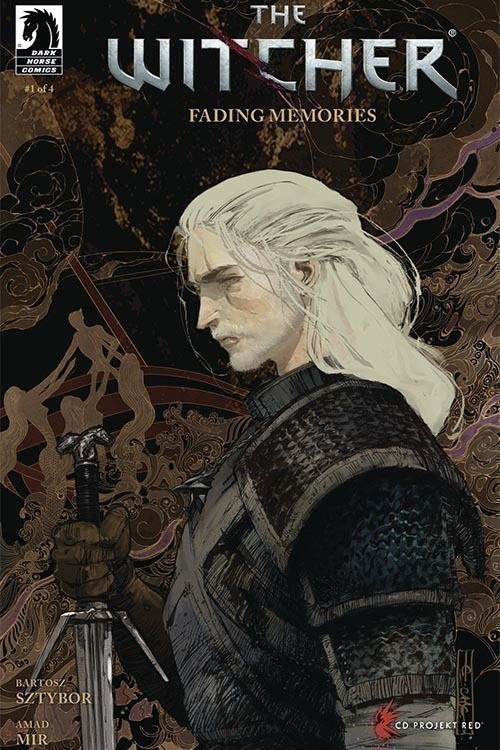 Dark horse comics witcher fading memories 20200328