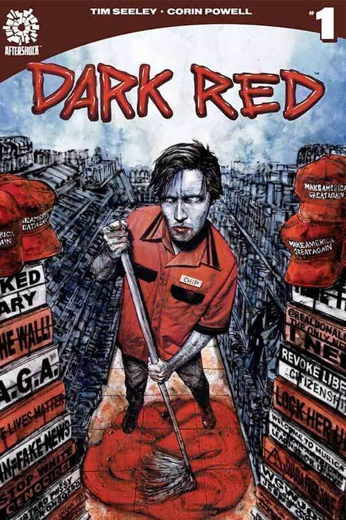 Dark red volume 1