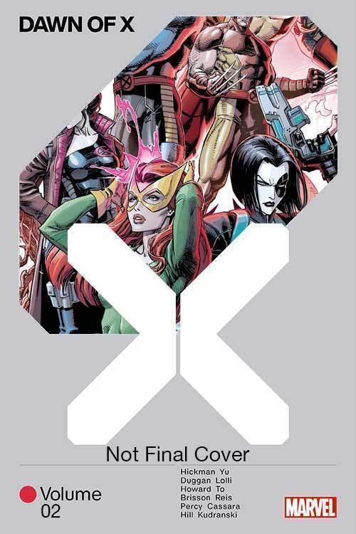 Dawn Of X TPB Volume 2