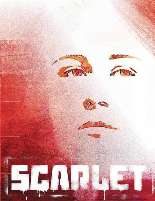 Absolute Scarlet Hardcover (Mature)
